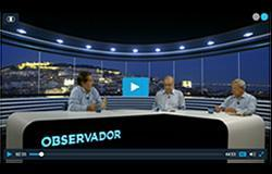 Observador - Estúdio TV
