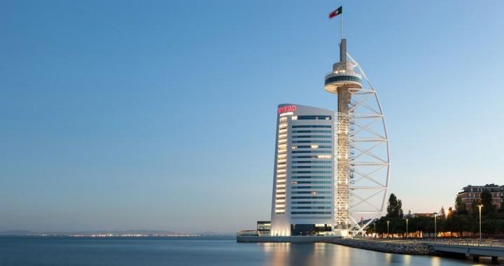 Myriad by SANA Hotels - Lisboa, Parque das Nações