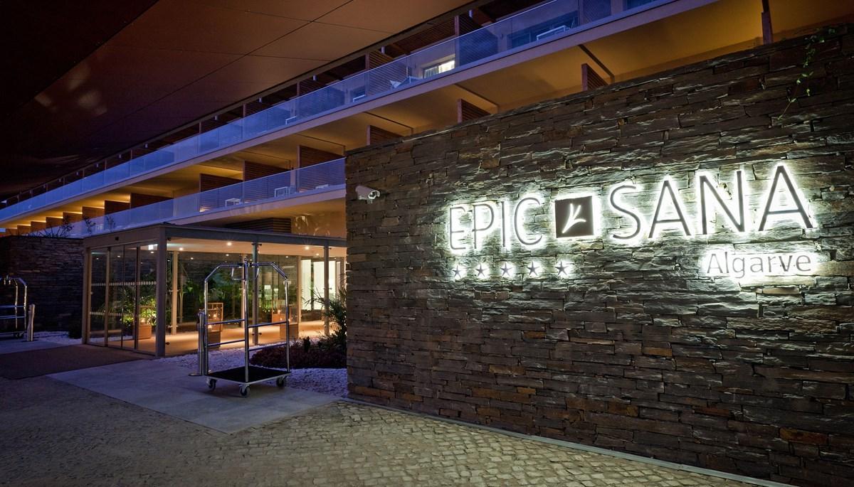 Epic SANA Algarve Hotel***** – Albufeira