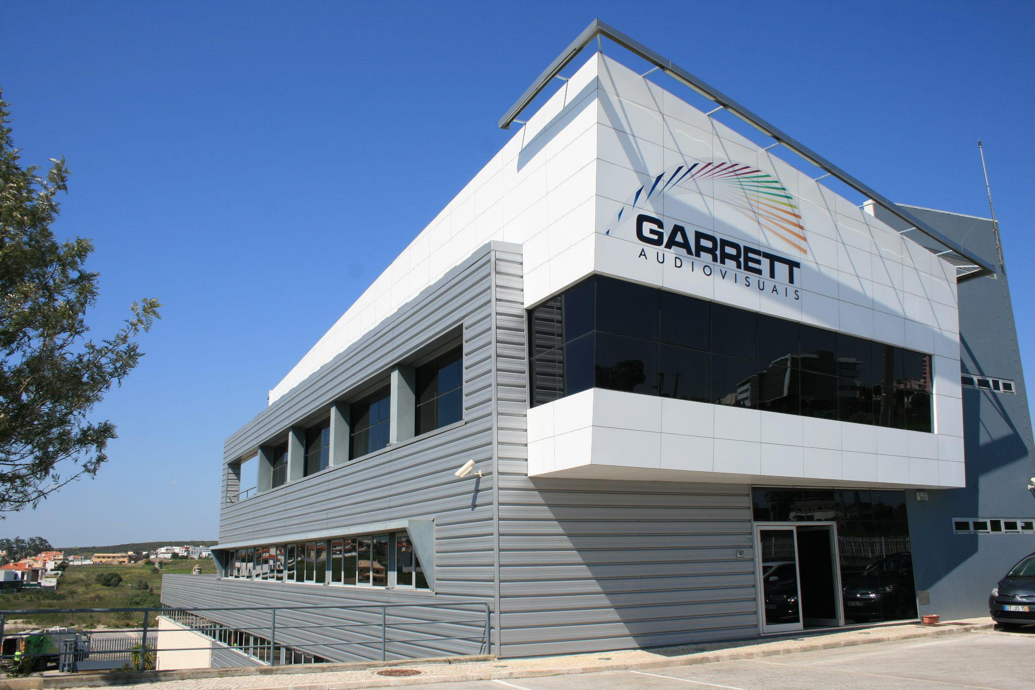 Instalações Garrett Audiovisuais