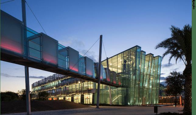 Centro de Congressos SANA Myriad Crystal Center – Lisboa