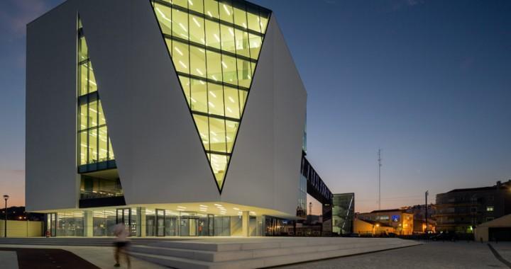 """""""Fábrica das Palavras"""" Biblioteca Minicipal de Vila Franca de Xira"""