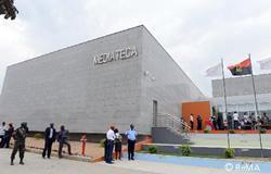 Mediatecas de Luanda, Lubango e Benguela