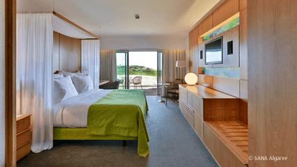 quartos de hoteis e alojamento local -  som ambiente sonorização