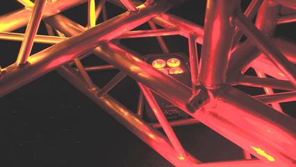 estruturas de truss para bares e discotecas