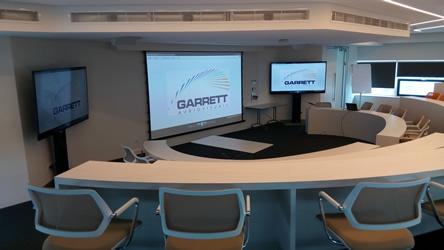 videoconferência para auditórios e anfiteatros