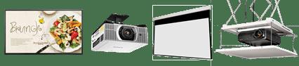 video imagem e multimedia para restaurantes cafés e esplanadas