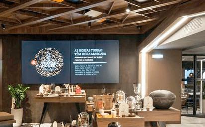 video e imagem para restaurantes cafés e esplanadas