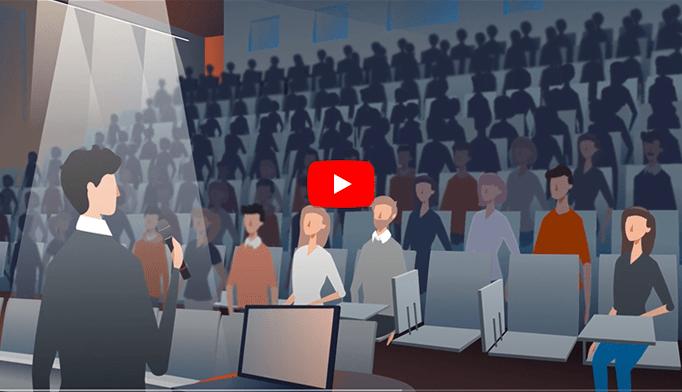 sistema de interprete e tradução para auditorios